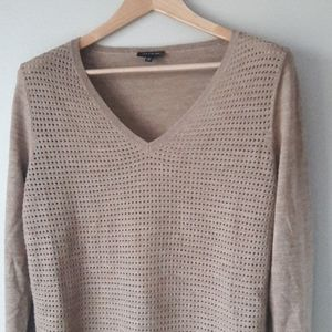 The limited merino blend sweater